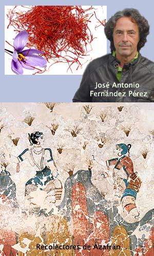 Don Azafrán de la Mancha - Hablando con Científicos Podcast - cienciaes.com