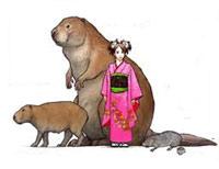 Roedores gigantes  - Zoo de Fósiles podcast - Cienciaes.com