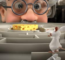 Mil ratones - Quilo de Ciencia podcast - cienciaes.com