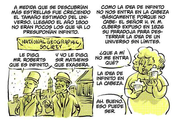 Olbers - Conversaciones con el Huracan - cienciaes.com